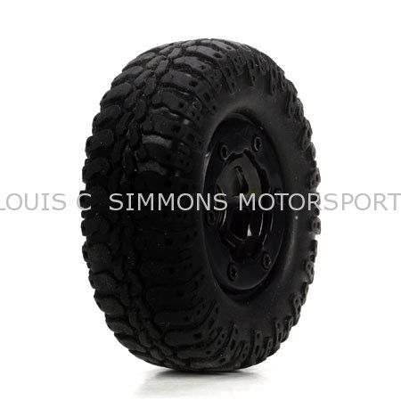 LOSI Mc4x4 Rims and Tires