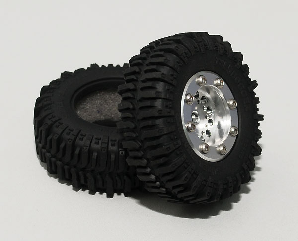 Interco Super Swamper TSL/Bogger Micro Crawler Tires